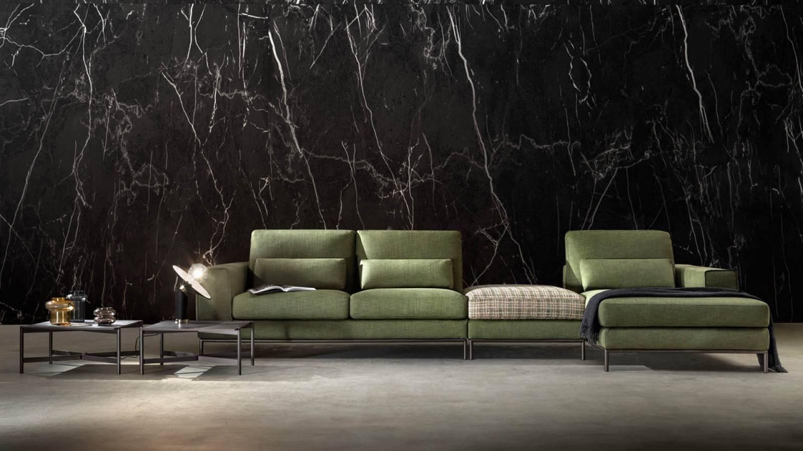 Fabbrica Divani A Brescia divani moderni, classici e trasformabili - samoa divani
